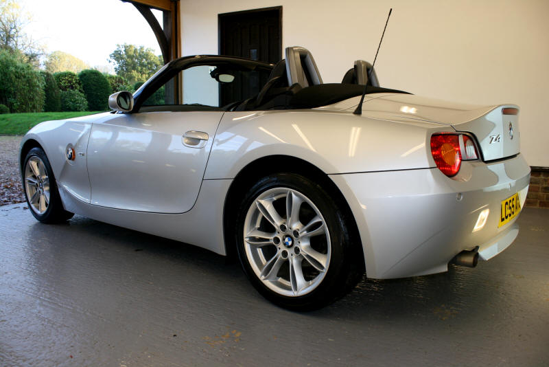 "BMW Z4 ROADSTER        ""On 14th November 2013, I bought a BMW Z4 from Darren at Sprint in Kent. In addition to the incredible buying experience (gorgeous place, incorporating a clean and well lit showroom), I found Darren to be honest, helpful and a pleasure to deal with. His descriptions were honest and his passion for cars made the whole experience comfortable and above all - fun. I wouldn't hesitate to buy again from him and look forward to buying my next vehicle from him. Don't think twice - quality well priced cars and an honest gentleman.""           Alex S           Executive Producer -  London"
