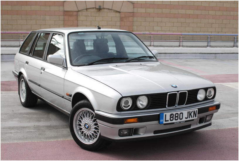 BMW  CLASSIC E30 TOURING Hi , Don't know if you will remember me. I bought a nice BMW E30 Tourer from you last year. Just thought I would let you know that I am really enjoying owning it and it has just been featured in the October  issue of Total BMW magazine All the best Graeme