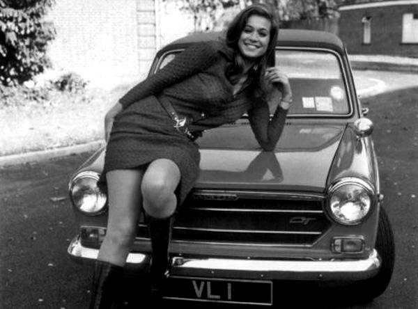 Valerie Leon had one too
