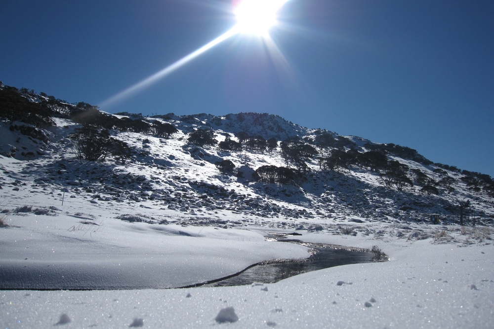 Charlotte Pass, Mount Kosciuszko, Australia