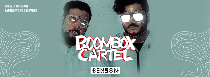 "BOOMBOX CARTEL https://www.facebook.com/BoomboxCartel/ https://soundcloud.com/boomboxcartel Mexico-born artists Americo Garcia and Jorge Medina have built a name for themselves as a ""must watch"", highly talented, up-and-coming duo. Having an incredibly diverse musical background, Boombox Cartel combines their love and knowledge of music with an innovative and unique sound. The duo originally met while attending music school in Minneapolis, Minnesota. Their musical chemistry was instantly apparent and after a few self-releases, their star power began shining through a swift rise to the top of the Minneapolis DJ scene. Feeling the call of a warmer climate and larger scene, the duo eventually made the move to Los Angeles where their rise as an international power-house really began to take hold. In quick succession Boombox Cartel released multiple massive singles that were quickly given full rotation by the biggest names in dance music. Their hugely dynamic track, B2U, became one of the songs of the summer 2015, receiving near universal support from names such as Diplo and Skrillex to DJ Snake and Martin Garrix. Most recently the duo's infectious ""Colors"" was released on Spinnin Records and premiered by Billboard, receiving more than 250k plays on Soundcloud in just the first week. With more massive releases on the way, non-stop touring and support from top notch labels, 2016 has started with a bang for this quickly rising duo with performances at Lollapalooza, Global Dance Festival, EDC Mexico + so much more. Be on the lookout for releases on Mad Decent, massive collaborations with the biggest artists in the Dance Music Industry and so much more. BENSON https://www.facebook.com/Bensonaus https://soundcloud.com/bensonaus $20 before 12am / Cheaper On A Guest List"