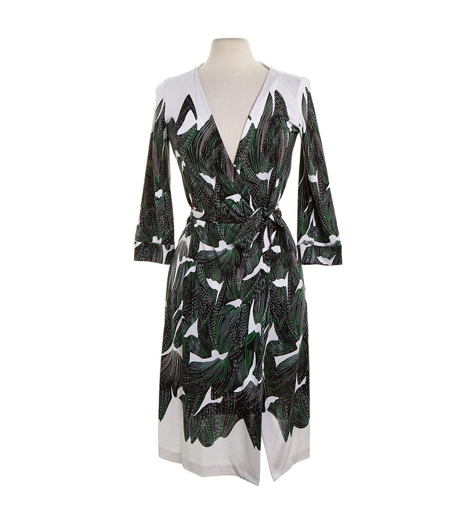 DVF Wrap Dress for $49.00 USD.