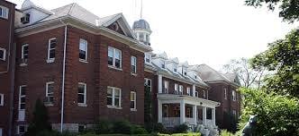 The Mohawk Institute.