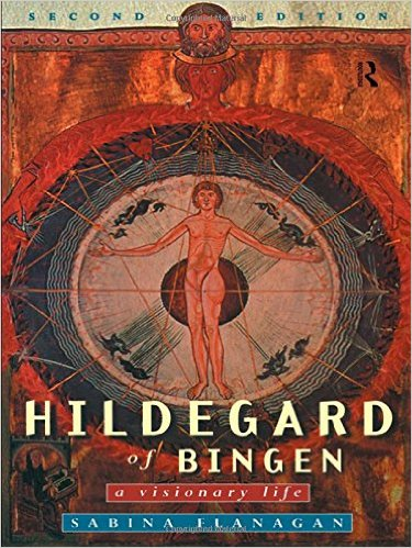 Hildegard of Bingen .  Early doctor, feminist, scholar and abyss.
