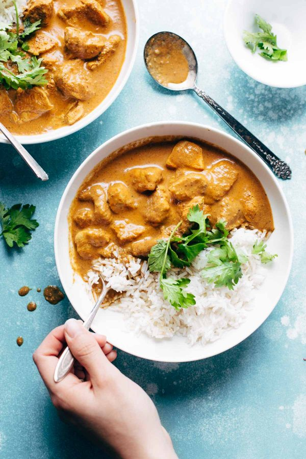 Chicken Tikka Masala by Pinch of Yum