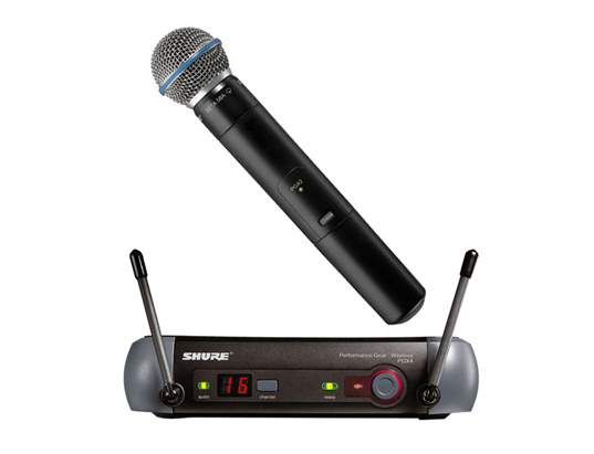 Copy of Only quality Shure microphones, wired and wireless