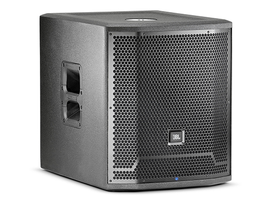 """Copy of JBL Professional sub speakers are available in 15"""" and 18"""""""