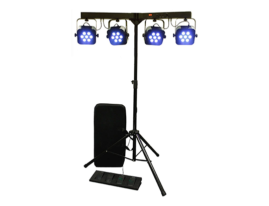 Copy of We can also supply LED stage and FX dance floor lighting
