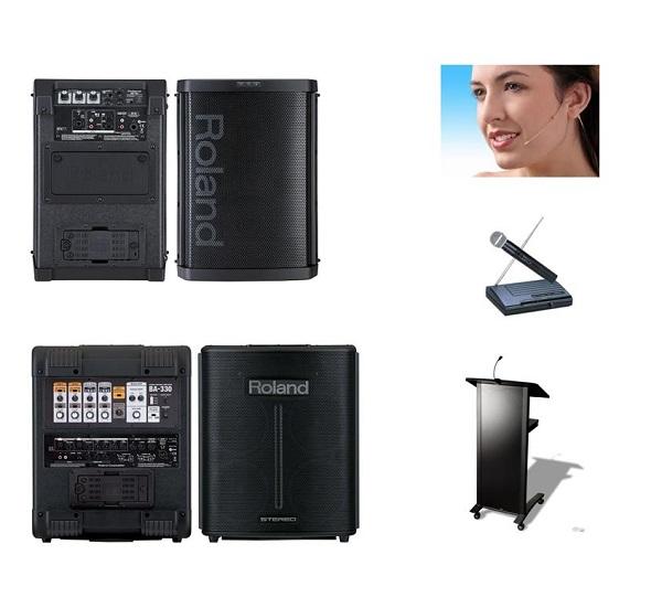 Presenter system