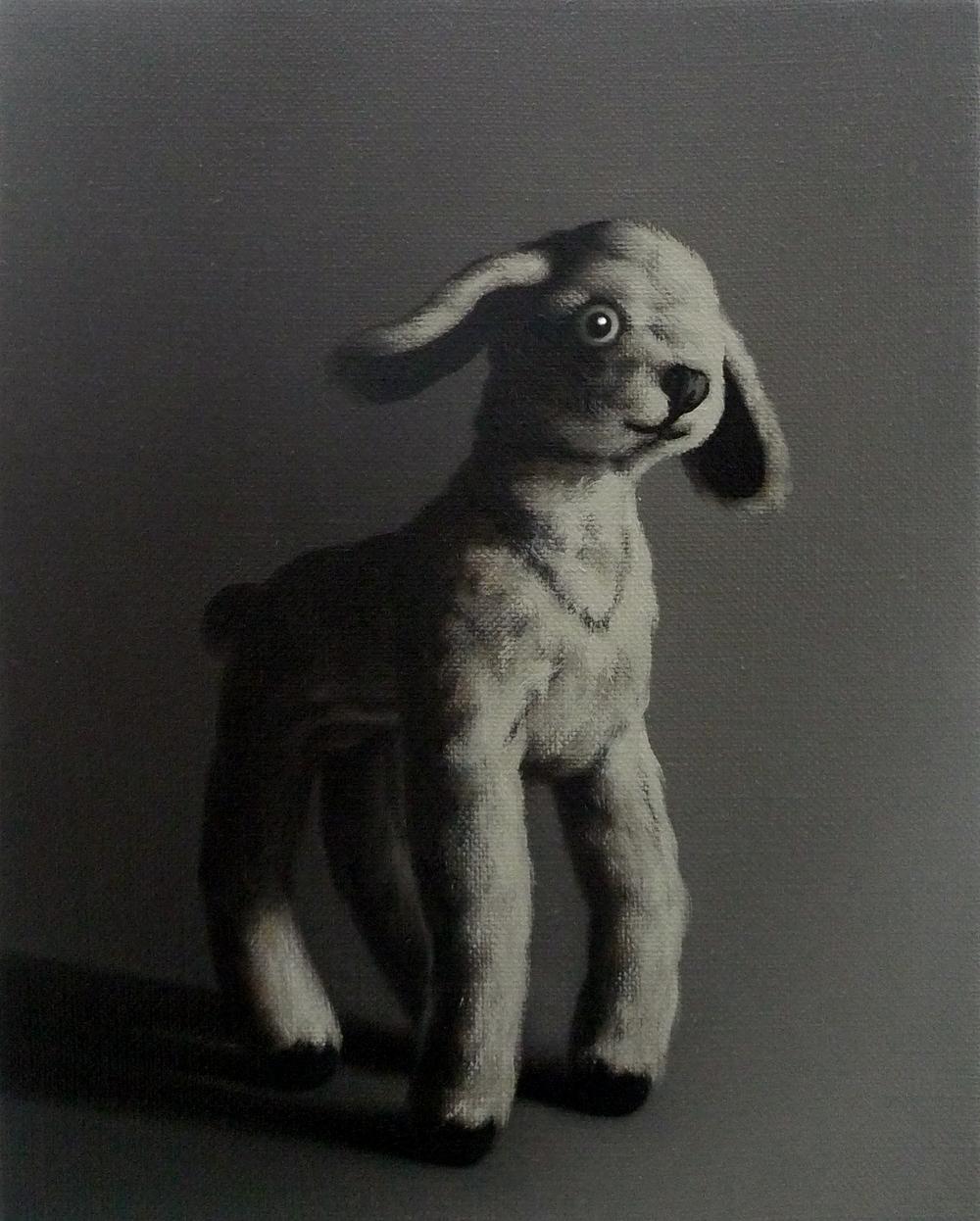 Grey Lamb