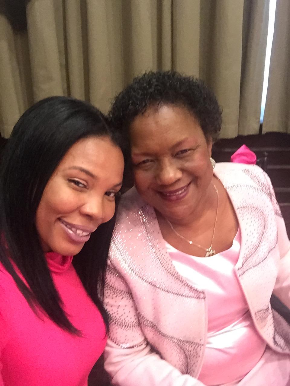 Councilwoman Sandra Little Brown @ the Pink Affair .jpeg