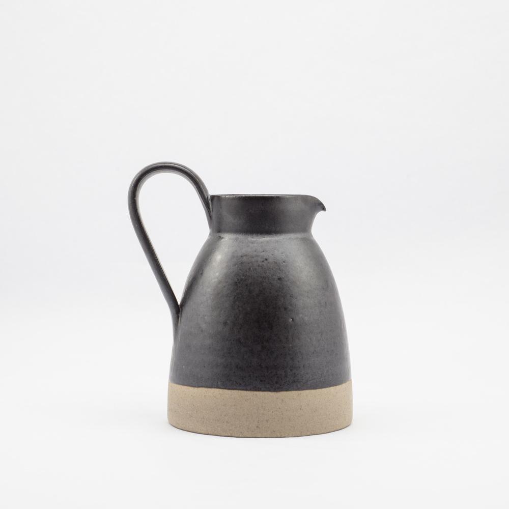 French Ceramic Black Pitcher £24.00