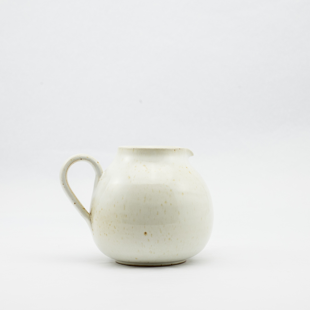 French Ceramic Ivory Creamer £16.00