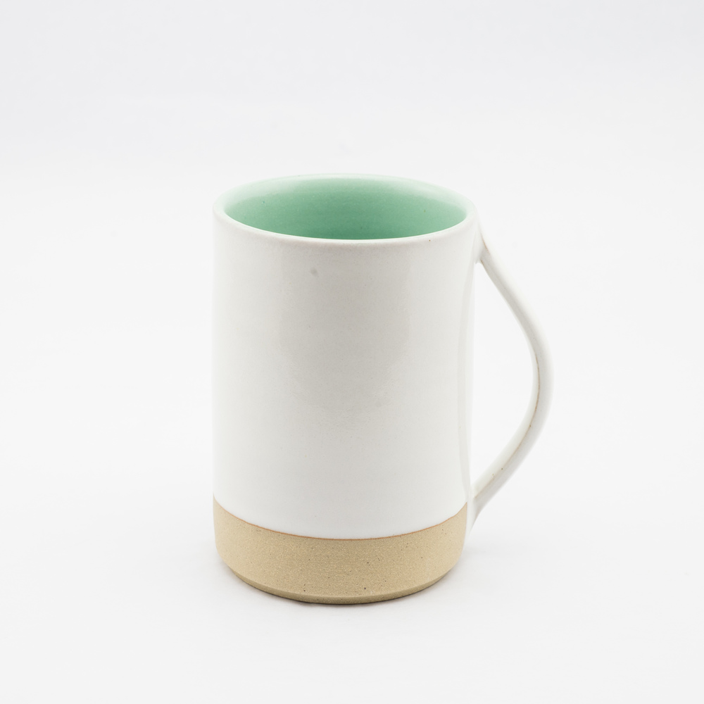 French Ceramic White Tea Cup £16.00
