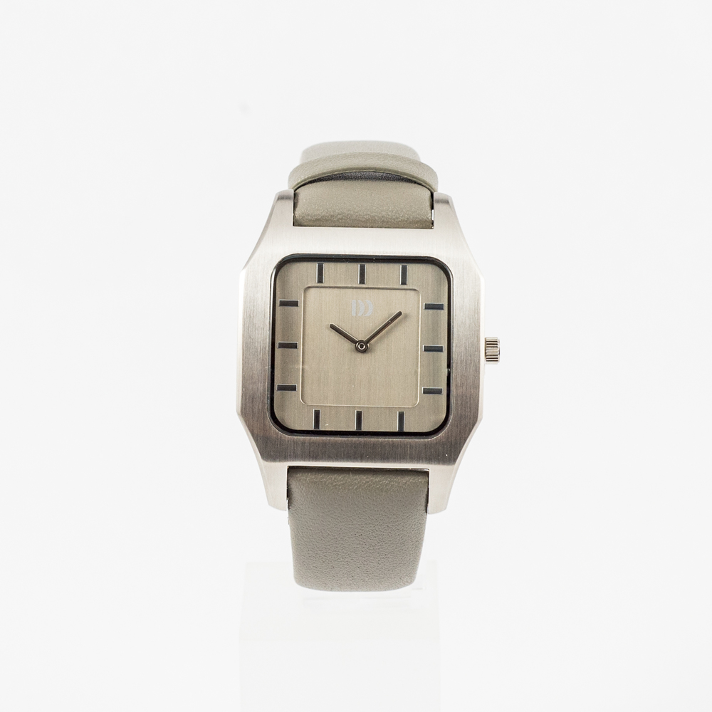 Danish Design Watch Stainless Steel with Leather Strap £103.00
