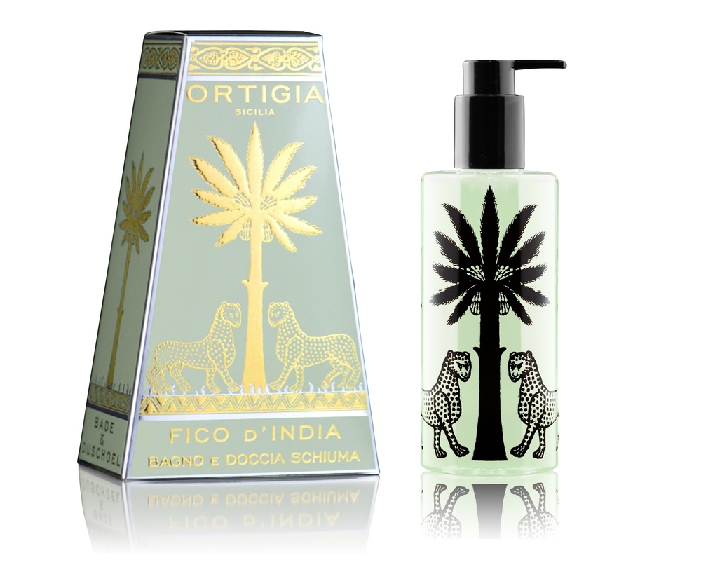 Ortigia Fico D'India Bath & Shower Gel  £26.00