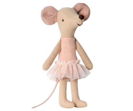 Ballerina Big Sister Mouse  £16.50