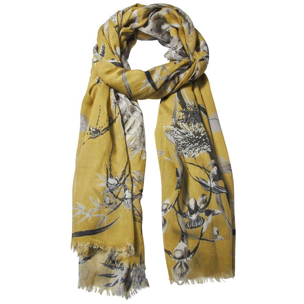 Asian Garden Scarf  £56.00
