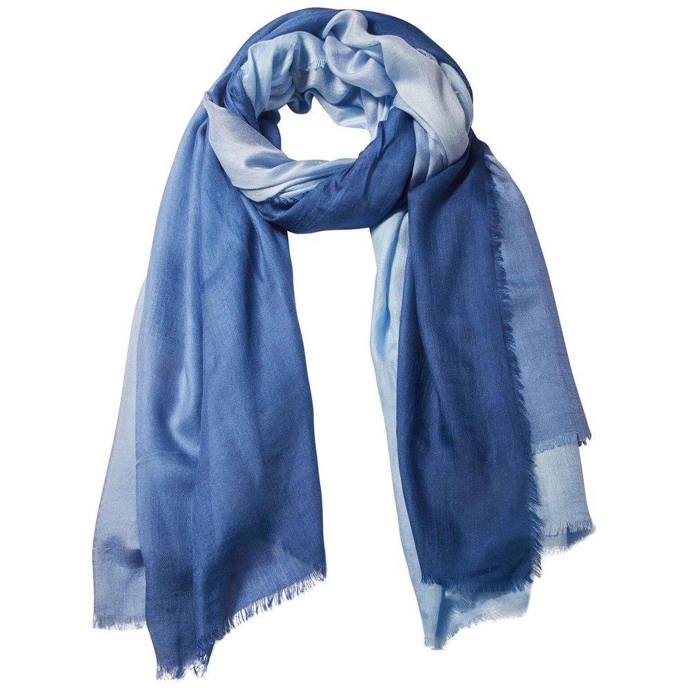 Dip Blue Scarf  £65.00