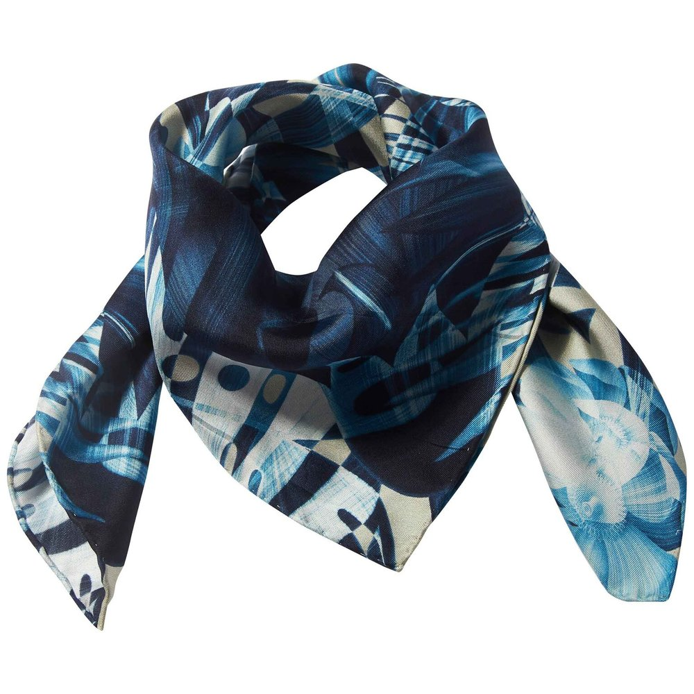 Jungle 100% Silk Scarf  £42.00