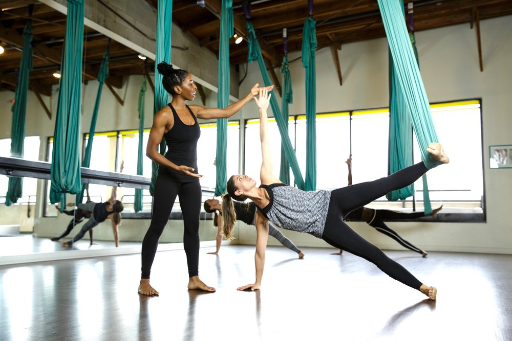 AERIAL FITNESS TEACHER TRAINING - VIEW 2019 DATES