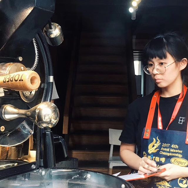 Took part in our first ever roasting competition over the past few days, and placed 4th in the Beijing leg of the Toper Roastmaster Championship. Great learning experience and walked away feeling fulfilled and satisfied! #coffee #nocoffeenolife #livingroombj #cafe #china #beijing