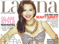 Lighten Up! Latina Magazine, May 2012