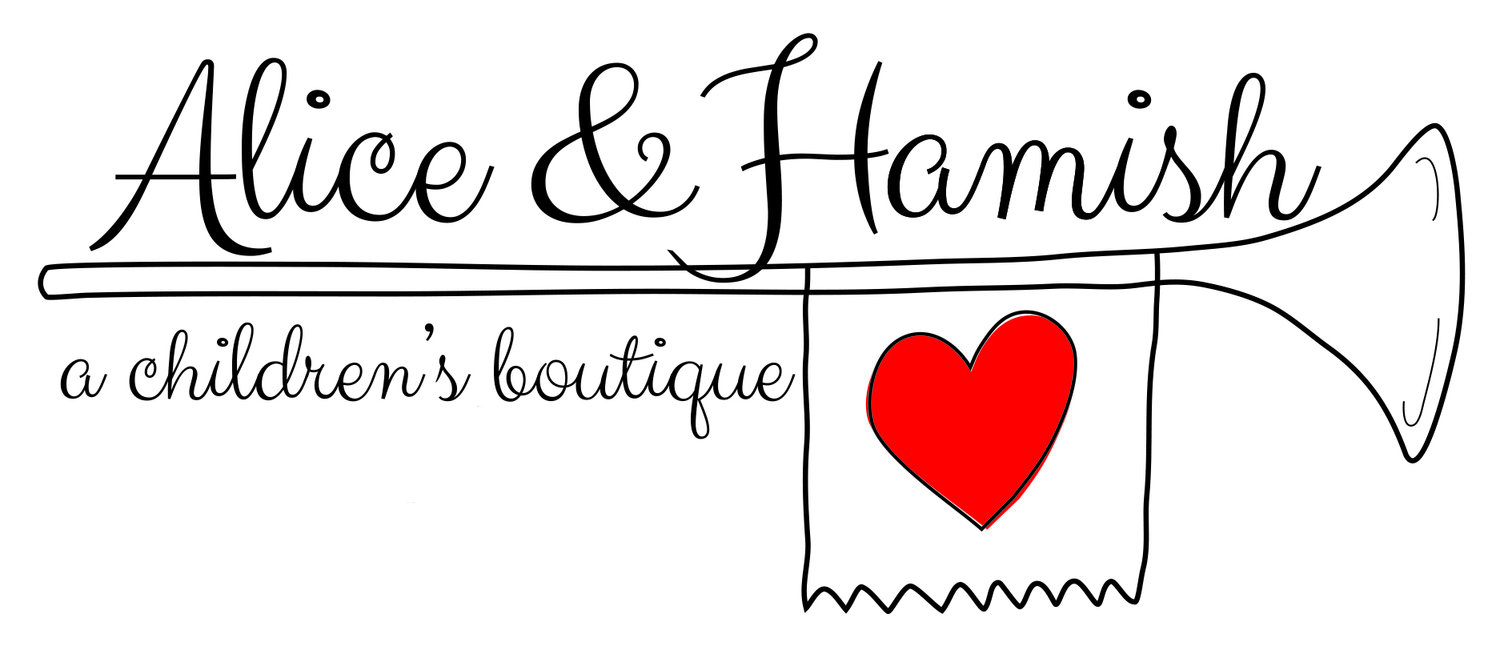 Alice & Hamish | Children's Boutique