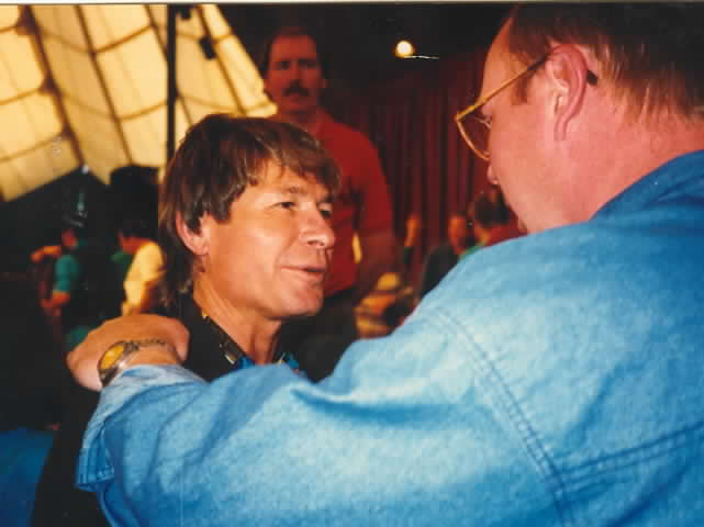 """There are very few people that understand how important it is to remind others that 'their voice matters."" John is one of those people."" - John Denver (1943-1997)"