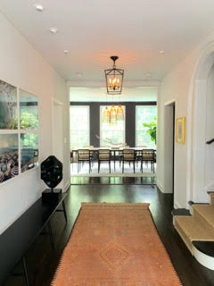A Glencoe Foyer/Dining Room From Designer Collaborative Of The North Shore  Member Interior Designer