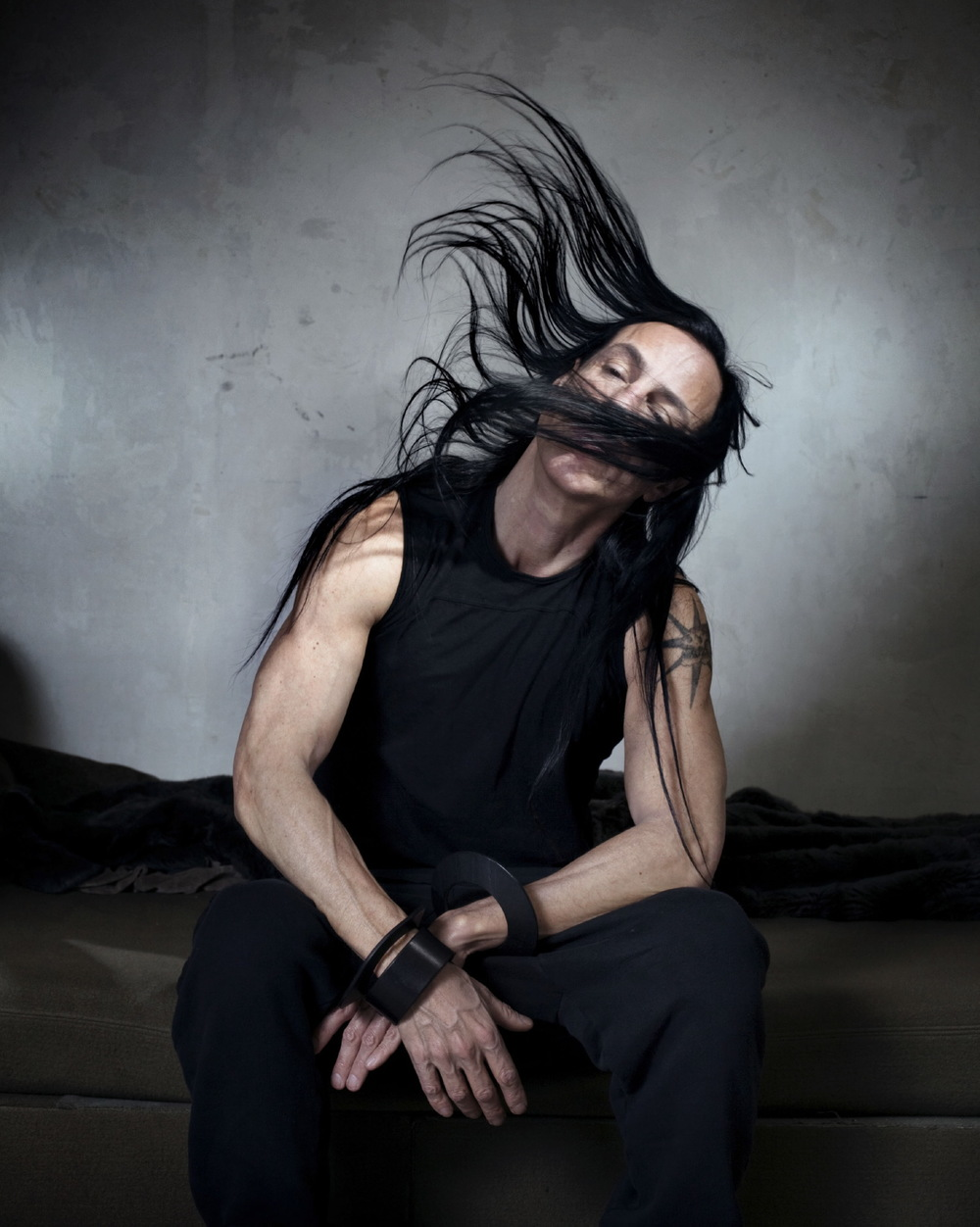 RICK OWENS FOR THE INDEPENDENT