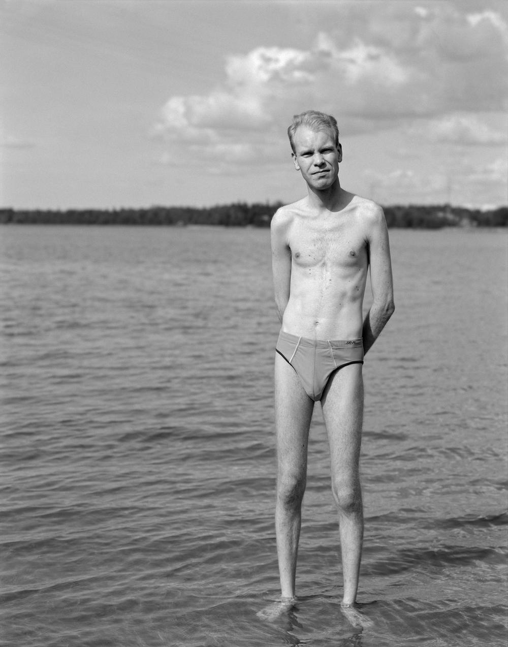 HELSINKI FINLAND  2001