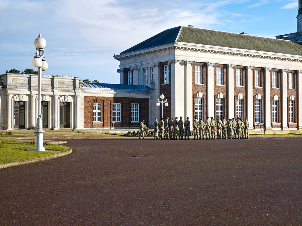 ROYAL AIR FORCE COLLEGE CRANWELL UNITED KINGDOM