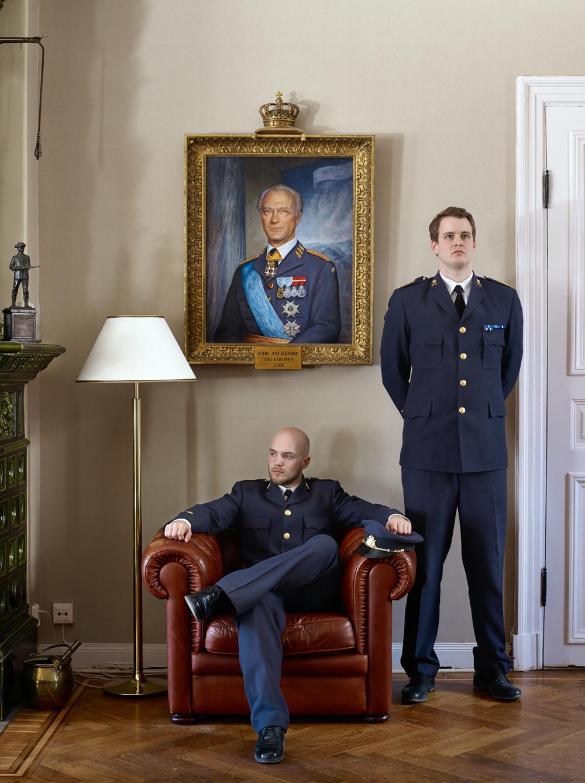 MILITARY ACADEMY KARLBERG  SWEDEN