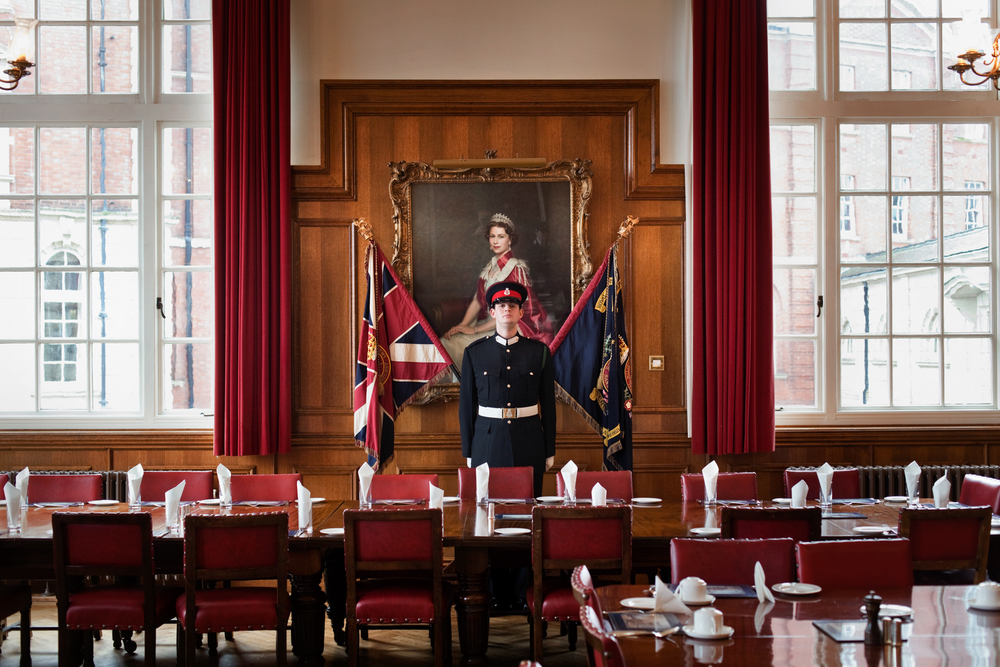 RMA SANDHURST   GREAT BRITAIN