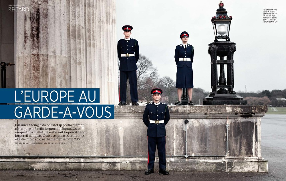 CADETS ON GEO FRANCE