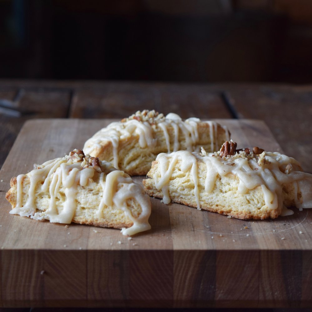 Vermont Maple Scones Dough