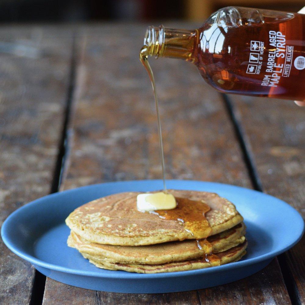 Best Pumpkin Pancakes