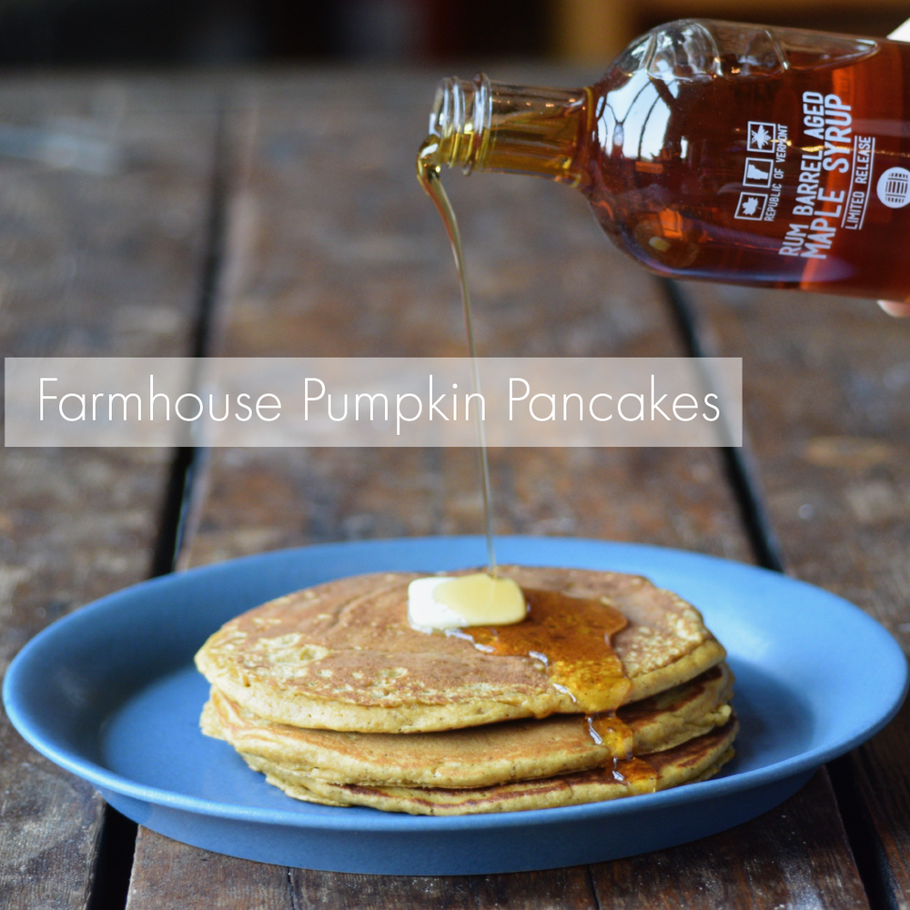 Best Pumpkin Pancake