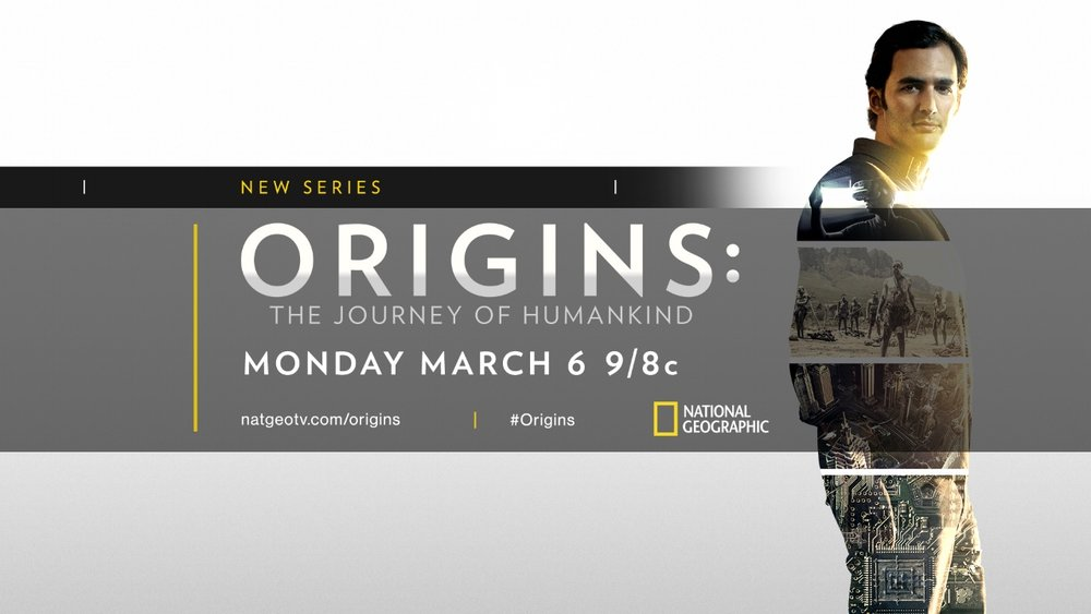 Origins: The Journey of Humankind (2017)