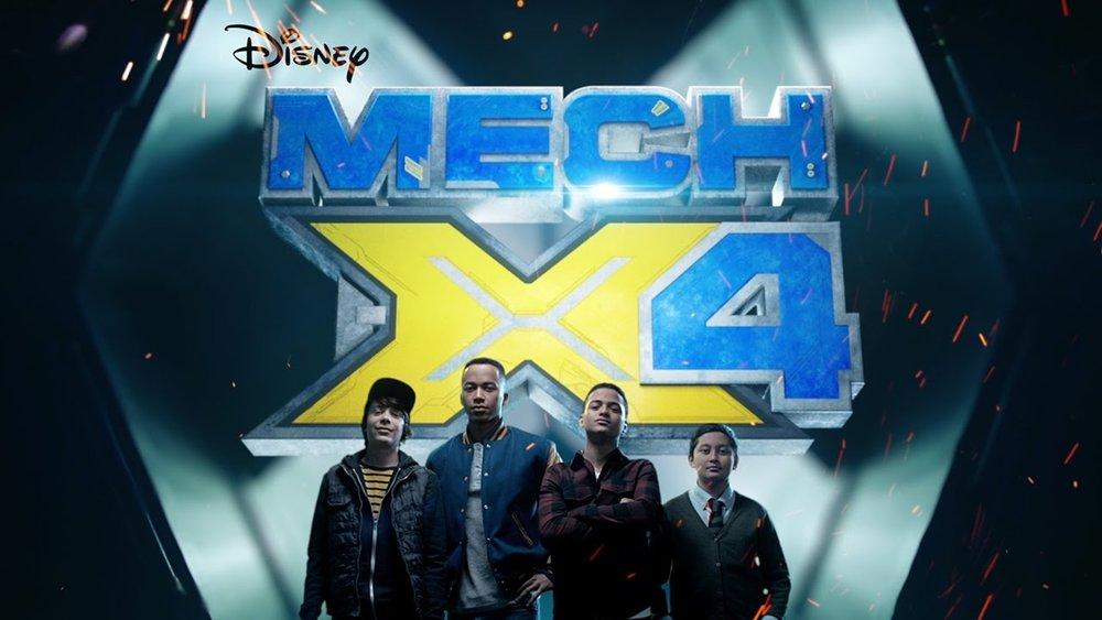 Disney MechX 4