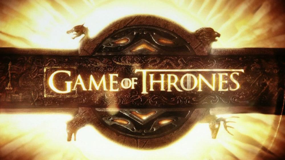 Game of Thrones Intro Still