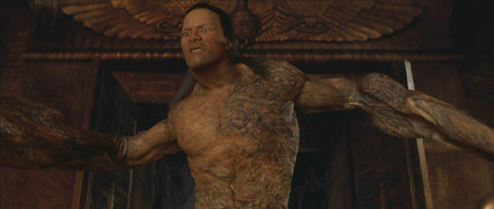 """Still from the movie """"The Scorpion King"""""""