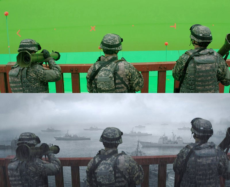 Power of Visual Effects