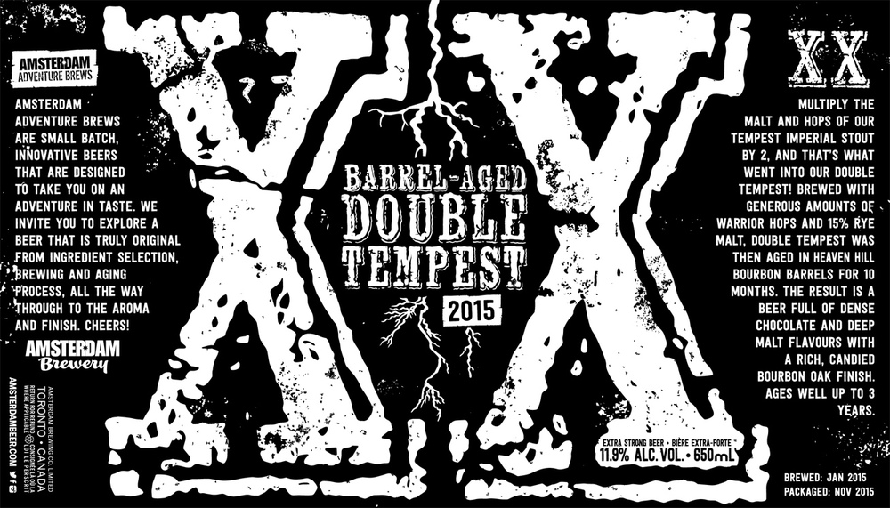 DOUBLE TEMPEST LABEL 2015