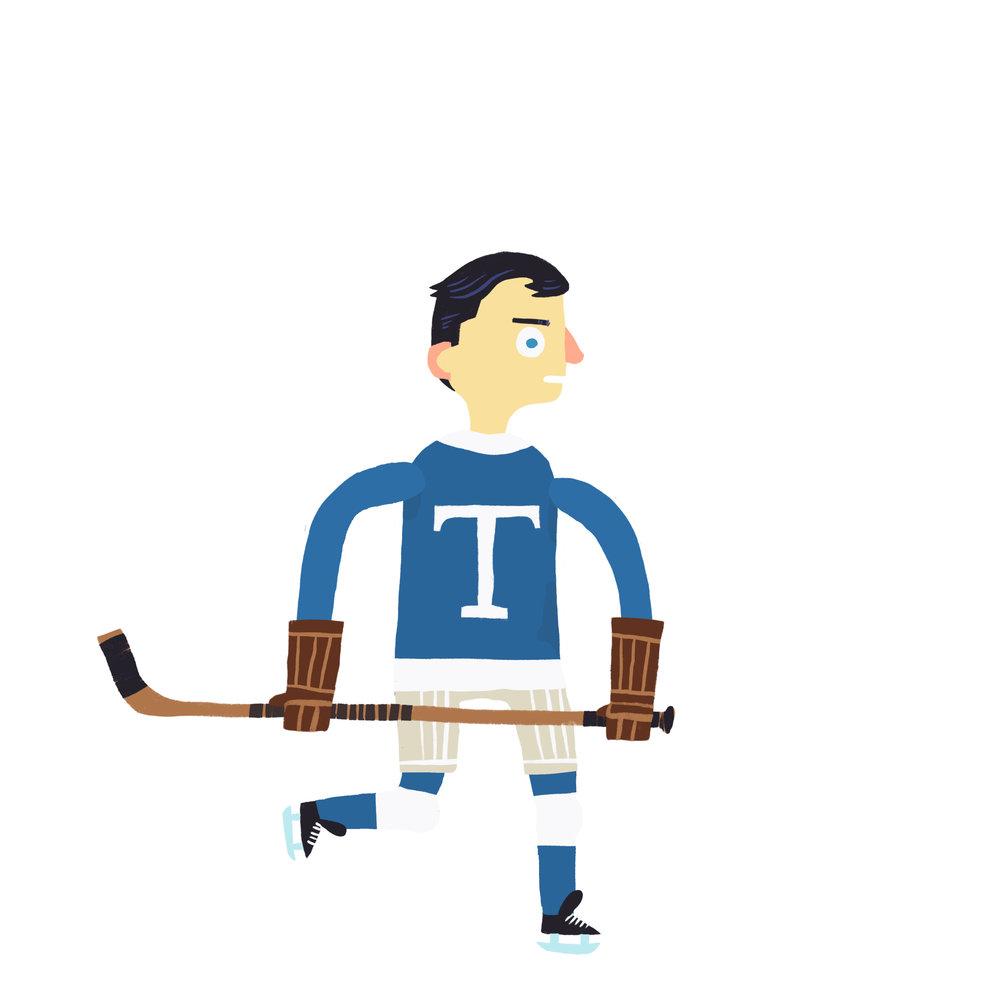 HARRY CAMERON, b. Pembroke, ON Toronto Blueshirts (1912-17), Toronto Arenas (1917-19), Toronto St. Patricks (1919-23)