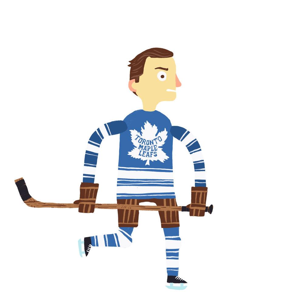 CHARLIE CONACHER, b. Toronto, ON Toronto Maple Leafs (1929-38)