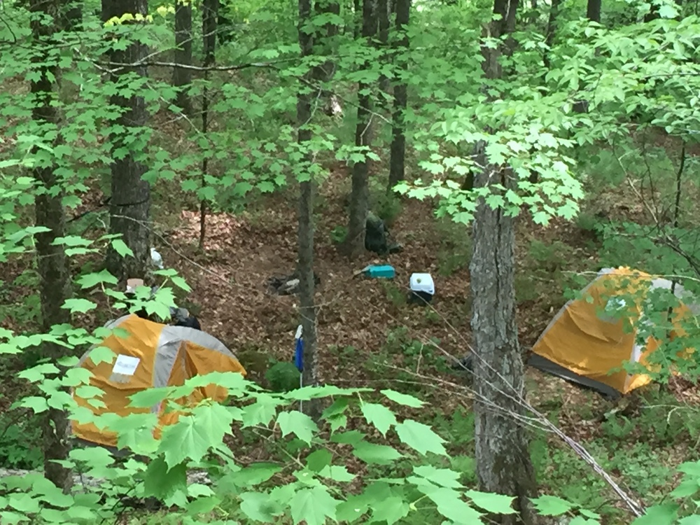 Catskill Mountains Camping-NY
