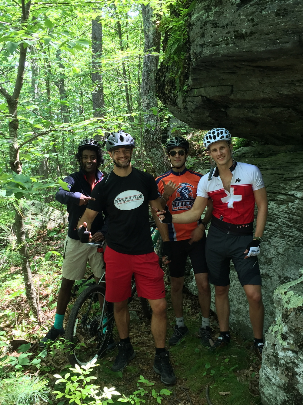 Mountain Biking NY Upstate