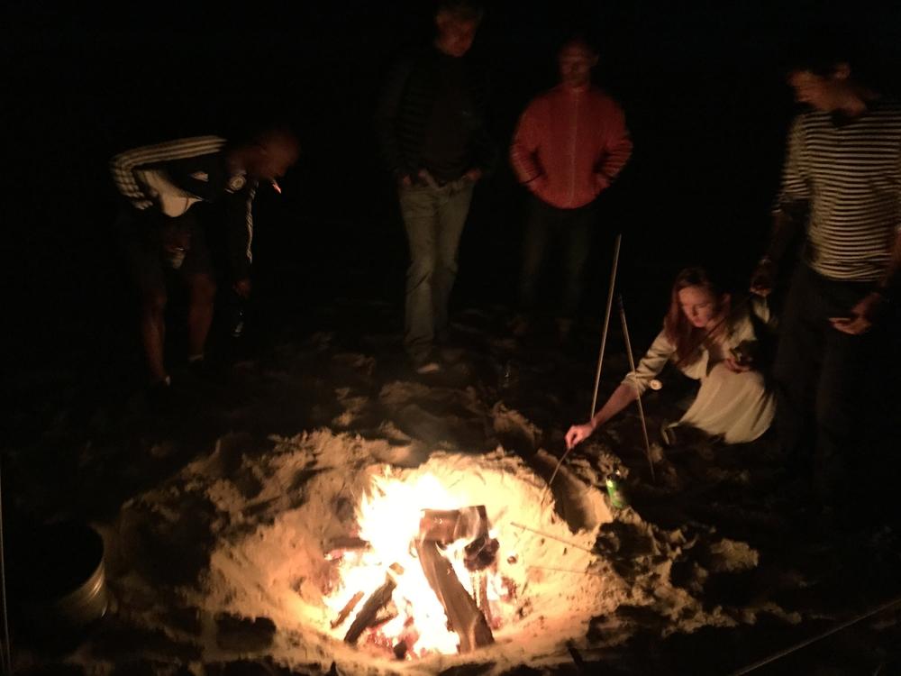 Montauk Bone Fire-NY